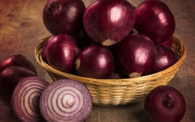 الفوائد الصحية المذهلة للبصل الأحمر